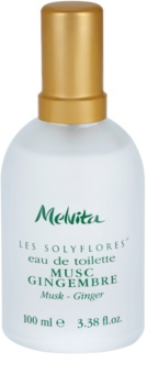 Melvita Solyflores Musk - Ginger Eau de Toilette for Women 100 ml