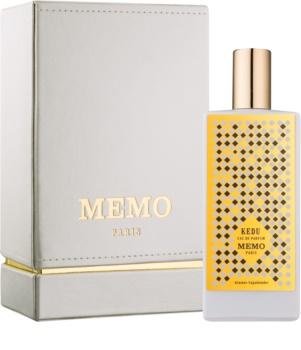 Memo Graines Vagabondes parfumovaná voda unisex 75 ml