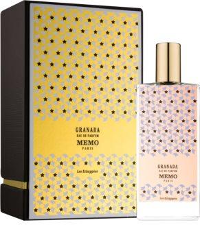 Memo Granada Eau de Parfum voor Mannen 75 ml