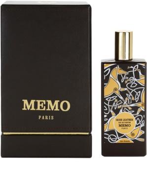Memo Irish Leather eau de parfum unissexo 75 ml