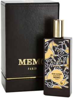 Memo Irish Leather Eau de Parfum unisex 75 ml