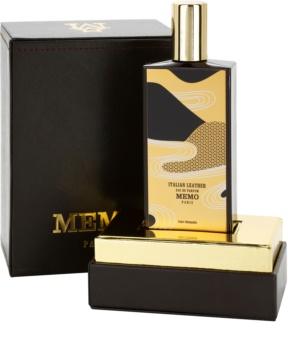 Memo Italian Leather Eau de Parfum unissexo 75 ml