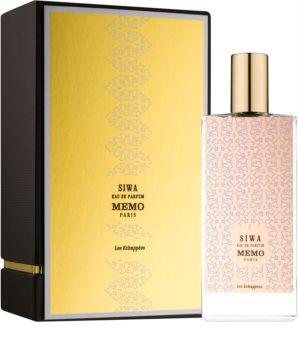 Memo Siwa eau de parfum nőknek 75 ml