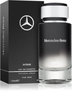 Mercedes-Benz For Men Intense eau de toilette pentru barbati 120 ml