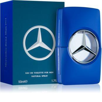 Mercedes-Benz Man Blue Eau de Toillete για άνδρες 50 μλ