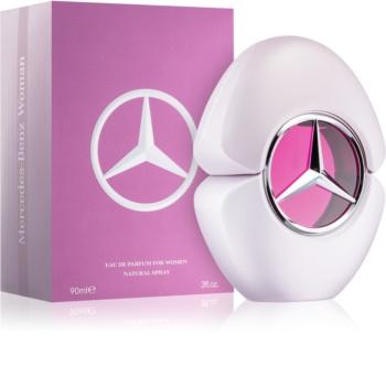 Mercedes-Benz Woman eau de parfum nőknek 90 ml