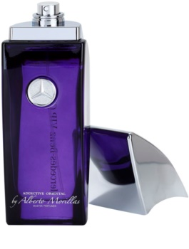 Mercedes-Benz VIP Club Addictive Oriental Eau de Toilette for Men 100 ml
