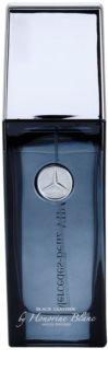 Mercedes-Benz VIP Club Black Leather eau de toilette pour homme 100 ml