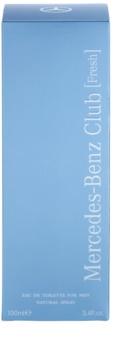 Mercedes-Benz Club Fresh eau de toilette férfiaknak 100 ml