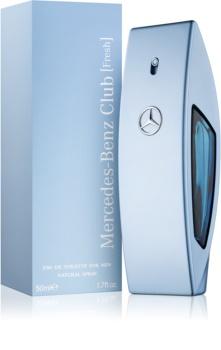 Mercedes-Benz Club Fresh woda toaletowa dla mężczyzn 50 ml