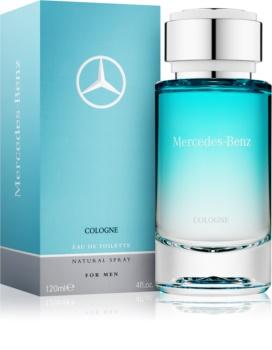 Mercedes-Benz For Men Cologne Eau de Toilette for Men 120 ml