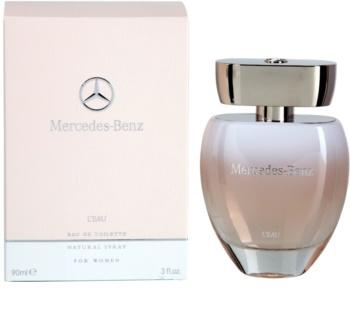 Mercedes-Benz Mercedes Benz L'Eau eau de toilette para mujer 90 ml