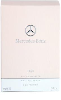 Mercedes-Benz Mercedes Benz L'Eau Eau de Toilette für Damen 90 ml