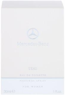 Mercedes-Benz Mercedes Benz L'Eau eau de toilette pentru femei 30 ml