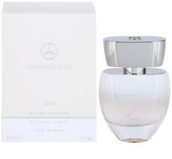 Mercedes-Benz Mercedes Benz L'Eau eau de toilette nőknek 30 ml
