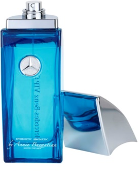 Mercedes-Benz VIP Club Energetic Aromatic toaletní voda pro muže 100 ml
