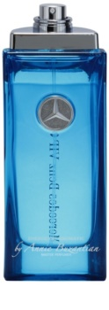 Mercedes-Benz VIP Club Energetic Aromatic toaletní voda tester pro muže 100 ml