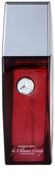 Mercedes-Benz VIP Club Infinite Spicy Eau de Toilette for Men 100 ml