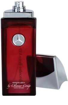 Mercedes-Benz VIP Club Infinite Spicy Eau de Toilette for Men 100 ml