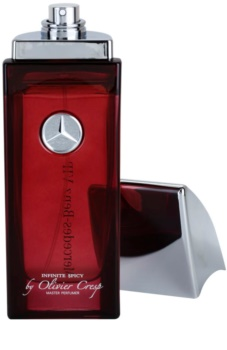 mercedes benz vip club infinite spicy eau de toilette. Black Bedroom Furniture Sets. Home Design Ideas