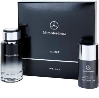 Mercedes-Benz For Men Intense dárková sada I.