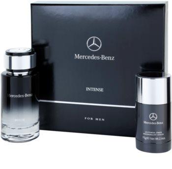 Mercedes-Benz For Men Intense zestaw upominkowy I.