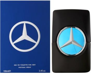 Mercedes-Benz Man Eau de Toilette para homens 100 ml