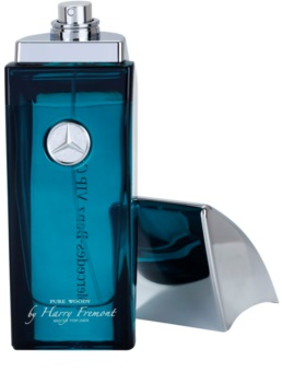 mercedes benz vip club pure woody eau de toilette pour. Black Bedroom Furniture Sets. Home Design Ideas