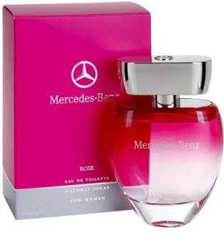 Mercedes-Benz Mercedes Benz Rose toaletná voda pre ženy 90 ml