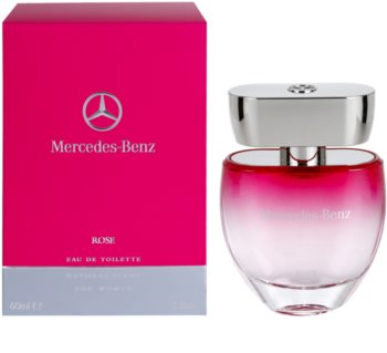Mercedes-Benz Mercedes Benz Rose toaletna voda za ženske 60 ml