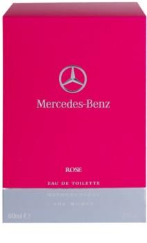 Mercedes-Benz Mercedes Benz Rose Eau de Toilette für Damen 90 ml