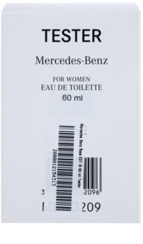 Mercedes-Benz Mercedes Benz Rose тоалетна вода тестер за жени 60 мл.