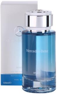 Mercedes-Benz Sport eau de toilette férfiaknak 120 ml