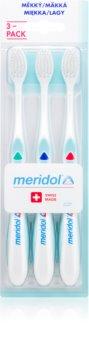 Meridol Gum Protection Toothbrushes, 3 pcs Soft