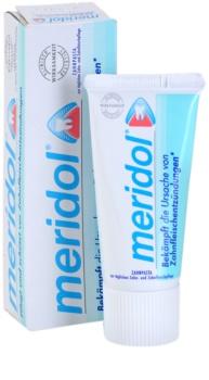Meridol Dental Care pasta de dinti ajuta la refacerea gingiilor iritate