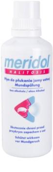 Meridol Halitosis płyn do płukania jamy ustnej przeciw nieświeżemu oddechowi