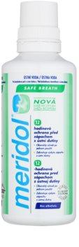 Meridol Halitosis вода за уста против лош дъх от уста