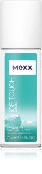 Mexx Ice Touch Woman deodorant spray pentru femei 75 ml