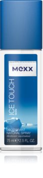 Mexx Ice Touch Man Ice Touch Man (2014) Αποσμητικό με ψεκασμό για άνδρες 75 μλ