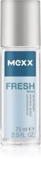 Mexx Fresh Man perfume deodorant for Men