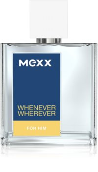 Mexx Whenever Wherever toaletna voda za muškarce 50 ml