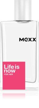 Mexx Life is Now  for Her eau de toilette for Women