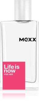 Mexx Life is Now  for Her eau de toilette para mujer