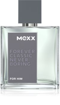 Mexx Forever Classic Never Boring for Him toaletní voda pro muže 50 ml