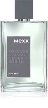 Mexx Forever Classic Never Boring for Him Eau de Toilette for Men 75 ml