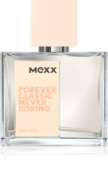 Mexx Forever Classic Never Boring for Her eau de toilette for Women
