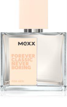 Mexx Forever Classic Never Boring for Her eau de toilette per donna 30 ml