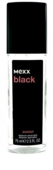 Mexx Black Woman Perfume Deodorant for Women 75 ml