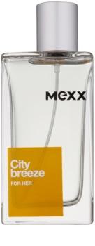 Mexx City Breeze Eau de Toilette Damen 50 ml