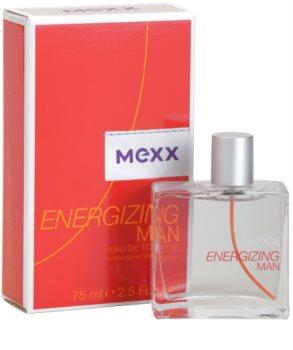Mexx Energizing Man toaletní voda pro muže 75 ml